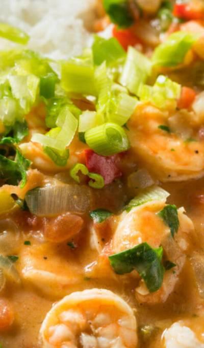 Classic Shrimp Etouffee