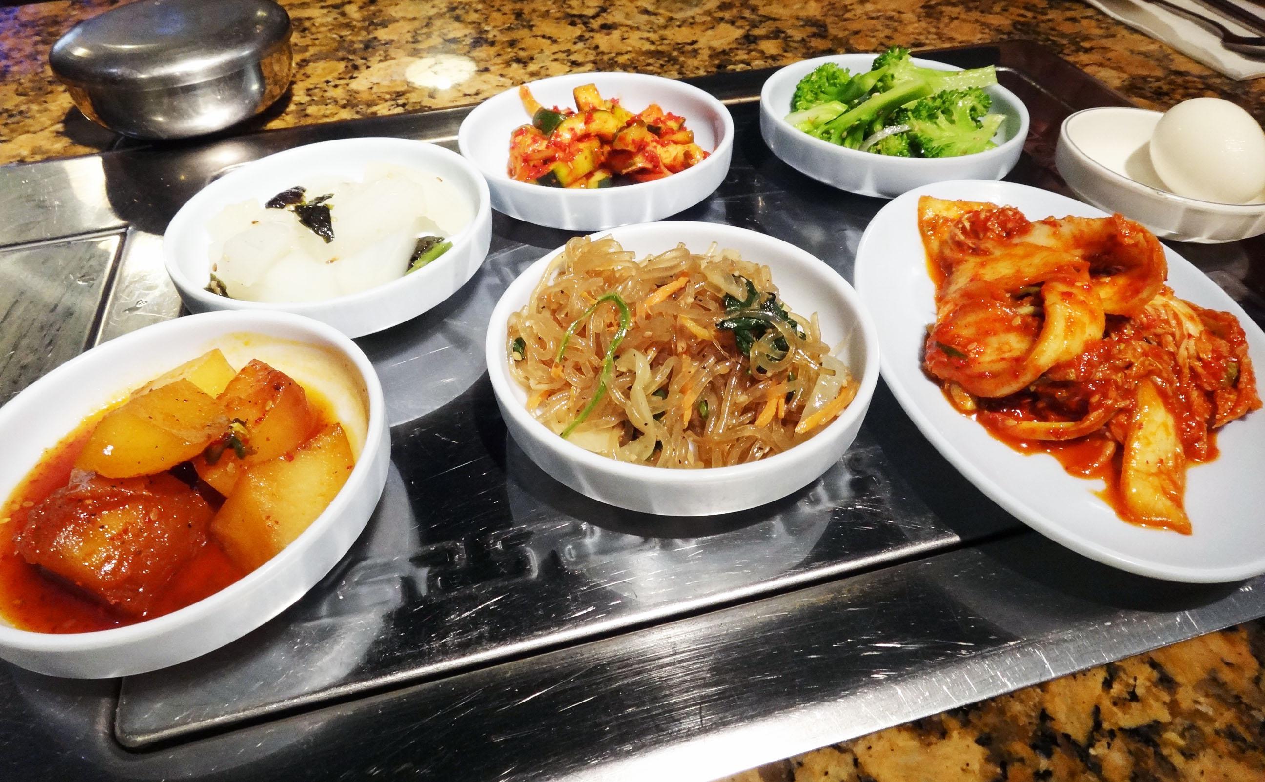 Gangnam Style  Mapo Korean Table BBQ