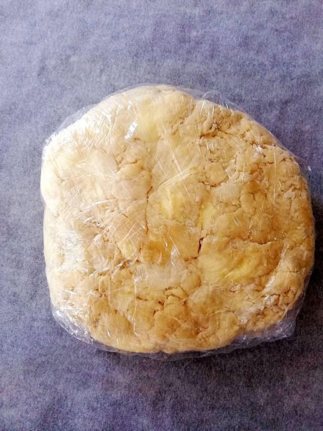 croissant dough wrapped
