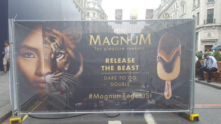 Magnum banner
