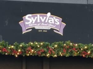 Sylvia's Cover