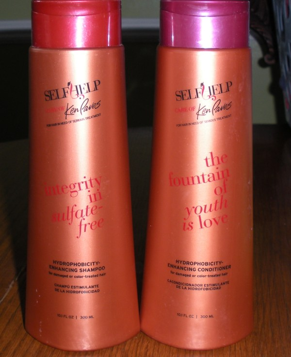 Care Of Ken Paves Shampoo And Conditioner Eat.sleep.beauty