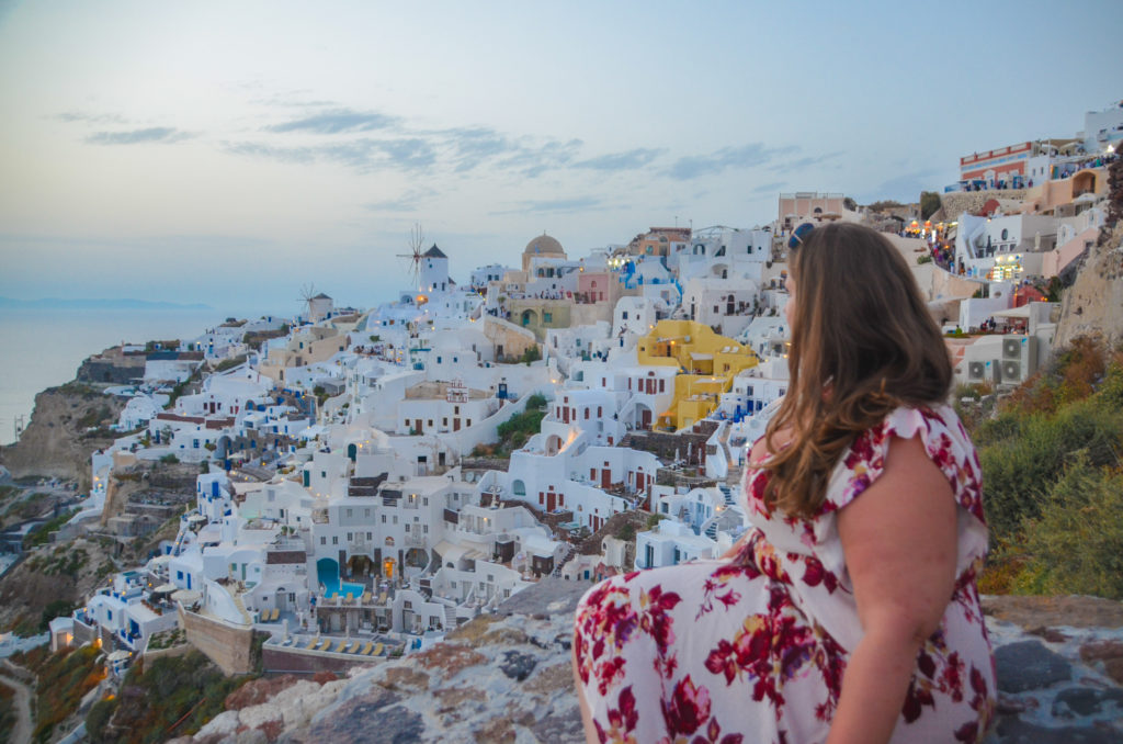 Where To Stay In Santorini Fira Oia Or Elsewhere Eat Sleep Breathe Travel