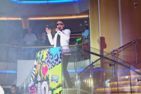 Disco 1 Enchantment of the Seas Review