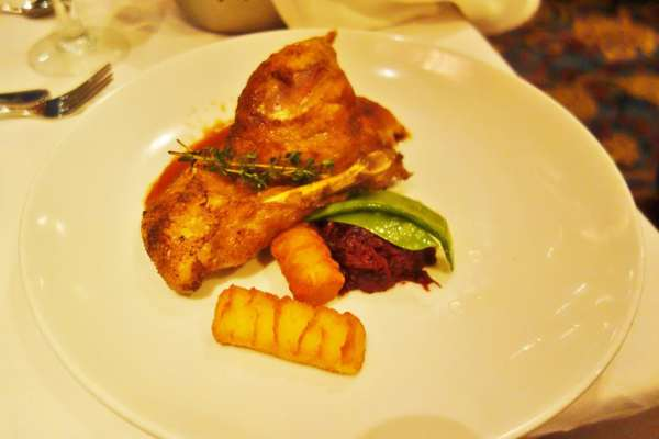 Duck 1 Enchantment of the Seas Review
