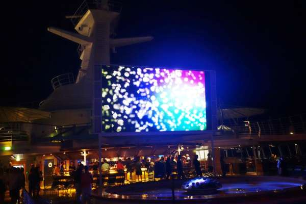 White Party 1Enchantment of the Seas Review
