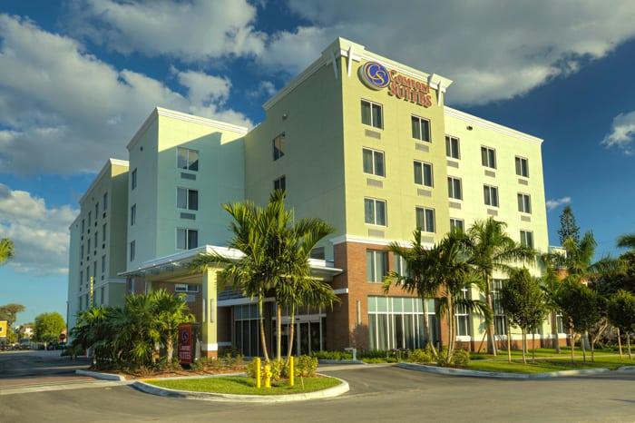 last minute hotel deals near miami airport