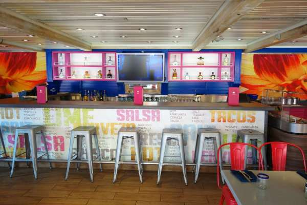 Sabor Oasis of the Seas Review