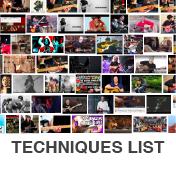 Guitar-Techniques-List
