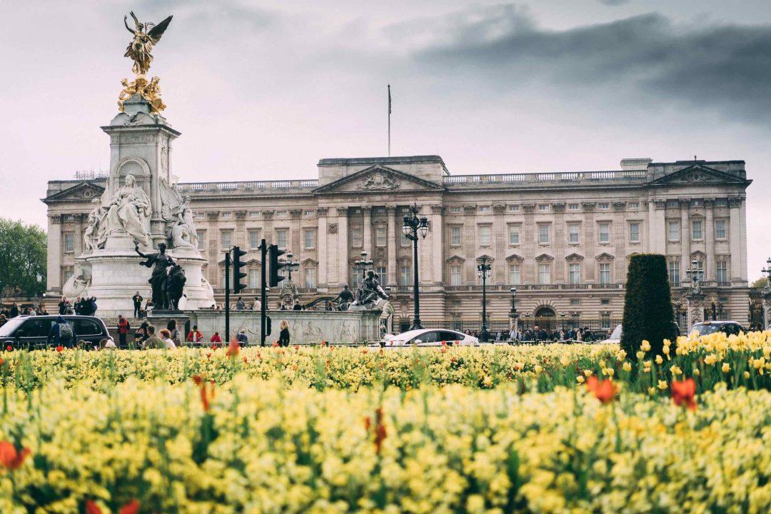 Buckingham Palace, London