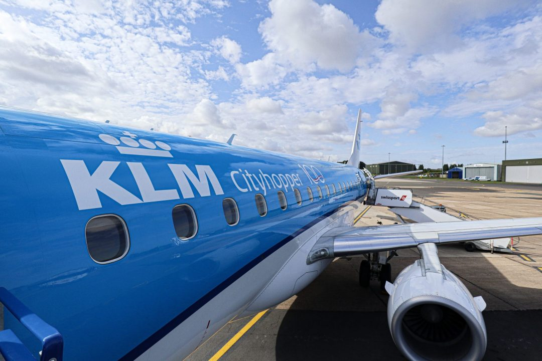 Fly To Holland With KLM