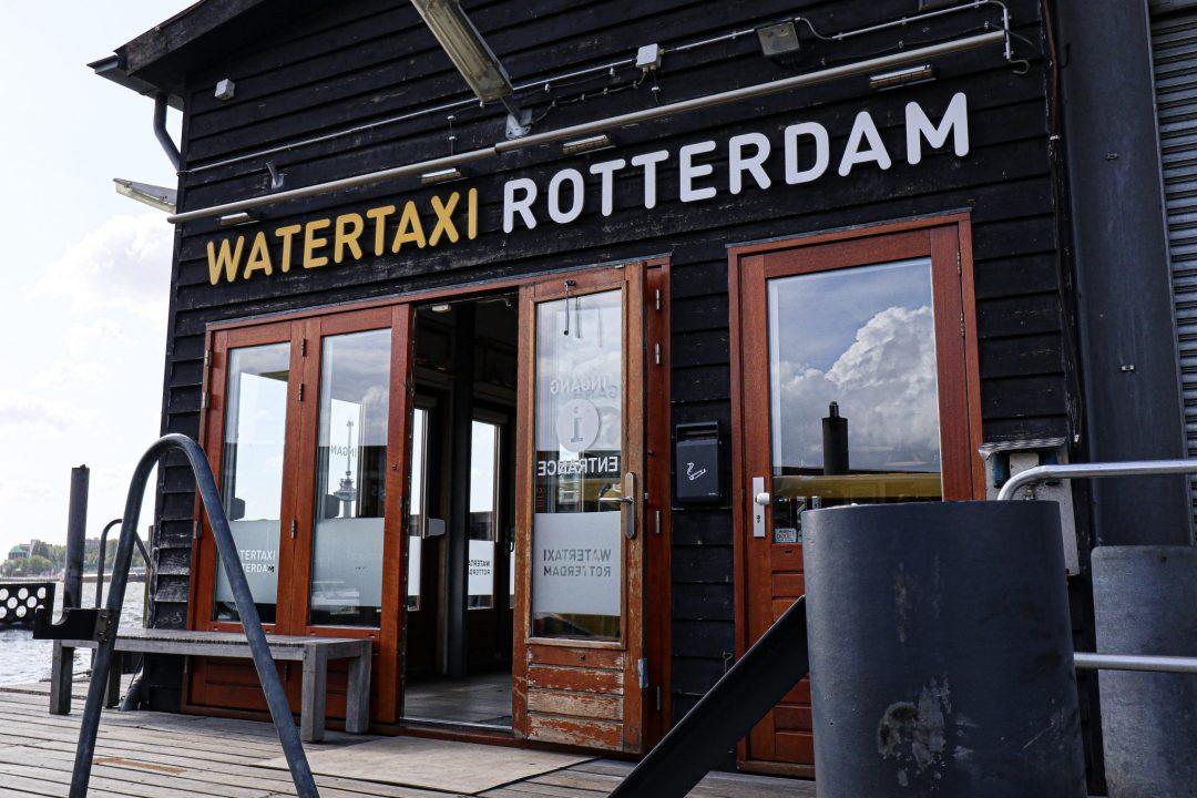 Watertaxi, Rotterdam