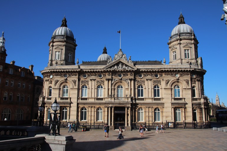 Maritime Museum, Hull, East Yorkshire
