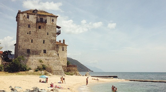 Get to know Ouranoupoli, Mount Athos – Greece