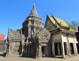 Visiting Kampong Cham in one day