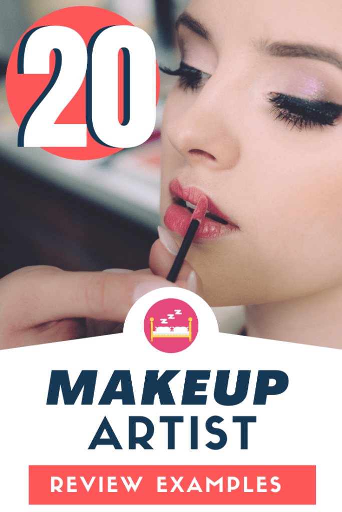 20 Makeup Artist Review Examples Eat