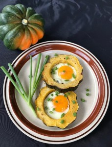 Breakfast Acorn Squash