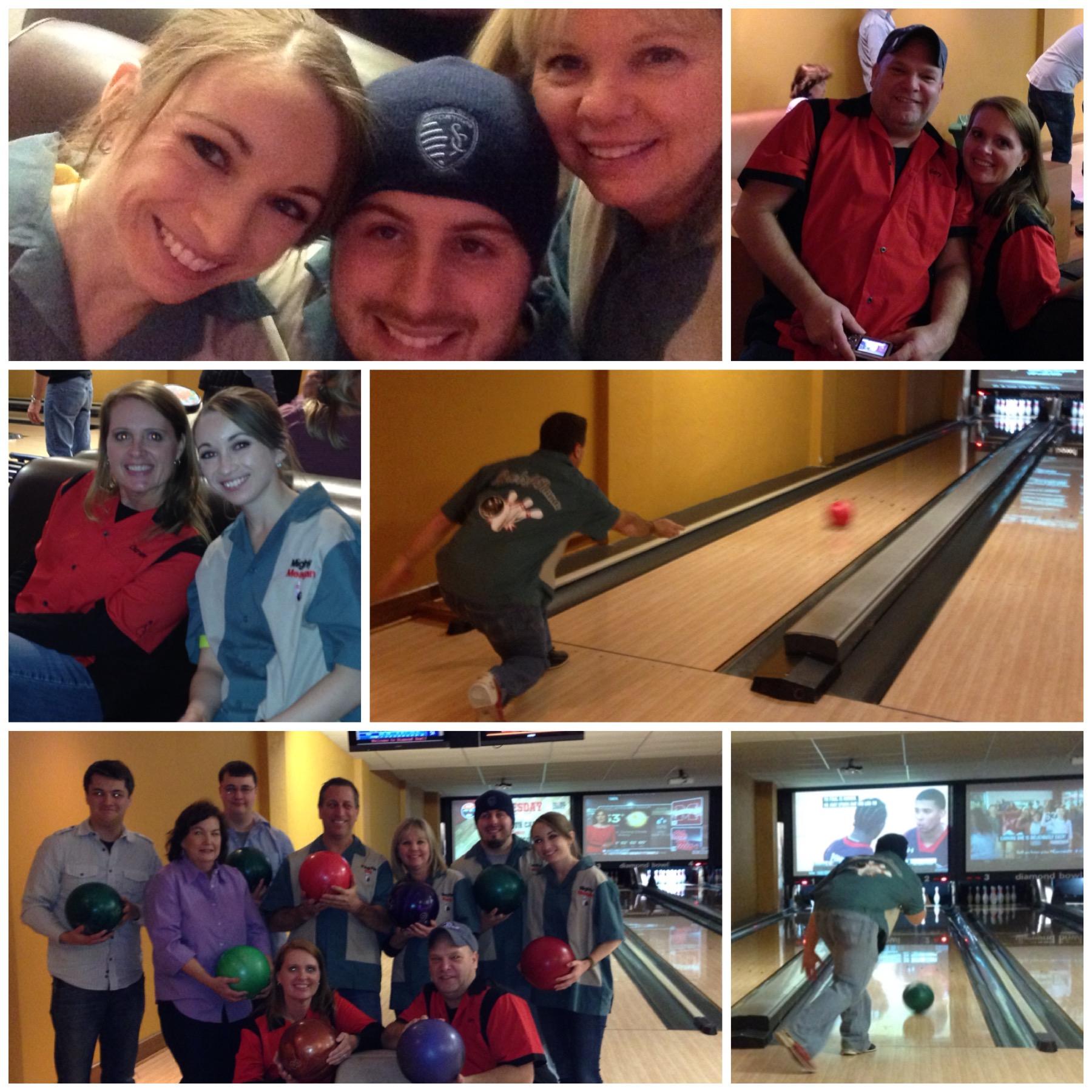 Annual Thanksgiving Bowling