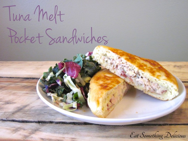 Tuna Melt Pocket Sandwiches | Eat Something Delicious - Tuna, bacon, cheese, and sauerkraut are stuffed into dough and fried in flavor-rich duck fat until golden brown for a delicious spin on a classic tuna melt.