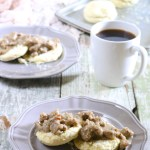 Biscuits and Gravy | A gluten and dairy free take on biscuits and sausage gravy that is also paleo-friendly. | eatsomethingdelicious.com