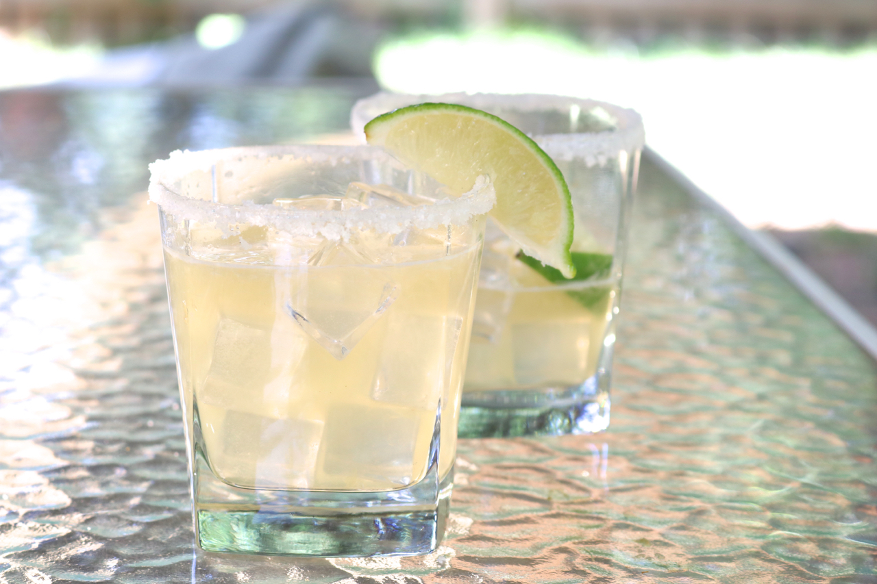 """Grilled Margaritas 