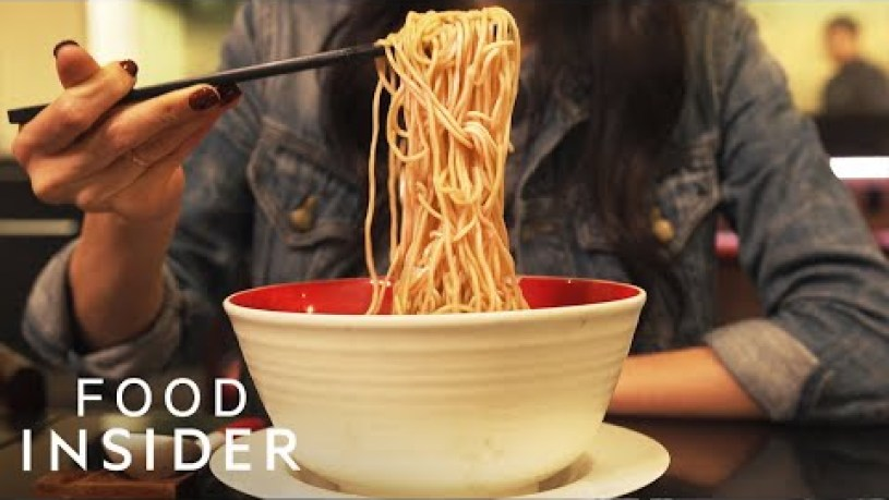 The World's First Michelin-Starred Ramen Is Now In San Francisco | Line Around The Block