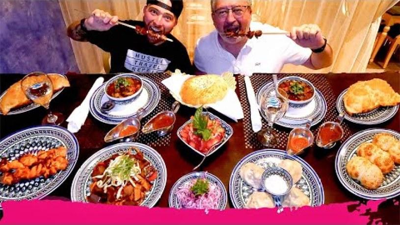 Uzbekistan Street Food in Miami - Somsa, Lagman & Plov   Sunny Isles