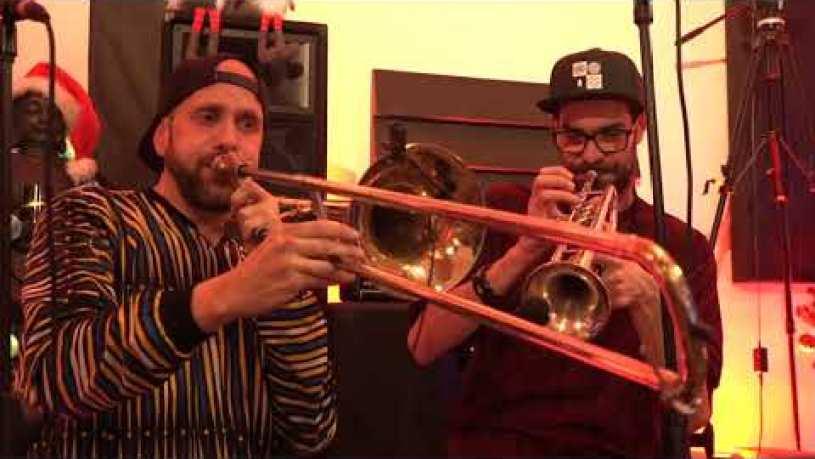 Fast Food Orchestra - MRAVENCI (live stream session)