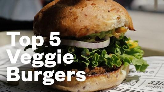 Best Cheap Veggie Burgers in NYC