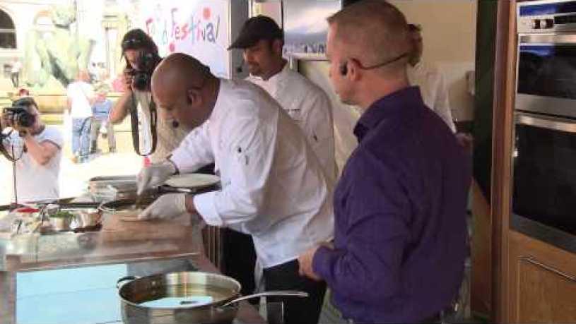 Indian Street Food Festival Birmingham