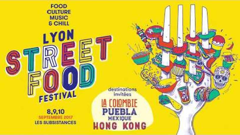 LYON STREET FOOD FESTIVAL // TEASER 2017