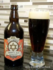 Brown Ale Americaine (Brown IPA), Pit Caribou