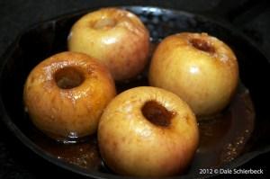 Baked Apples Finished