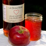 Maple-Apple Jelly Preserves