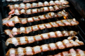 Grilled Bacon
