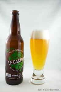 Yakima I.P.A. (American Pale Ale) Le Castor Brewing Company