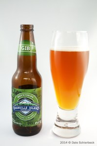 Granville Island Brewing Brockton IPA (label)