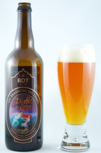 Review BDT Imperial IPA (front label)