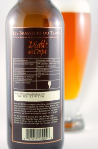 Review BDT Imperial IPA (back label)