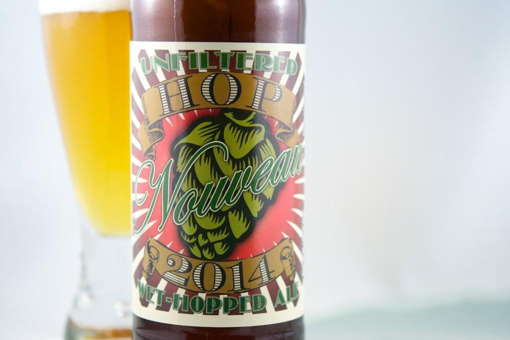 Hop Nouveau (wet hopped ale)