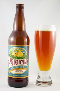 Beer Review Pyramid Outburst DIPA (front)