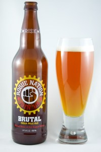 Rogue Brutal IPA (front label)
