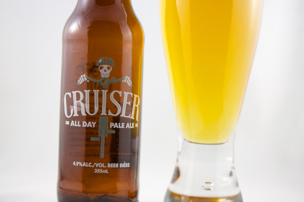 """Cruiser"" (Pale Ale) Amsterdam Brewing Co. Limited"