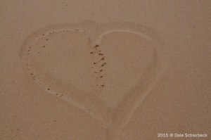 Love Upon the Sand
