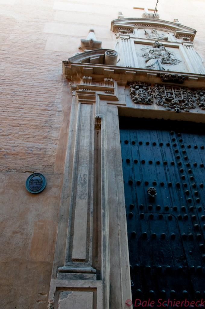 Dominican Entrance