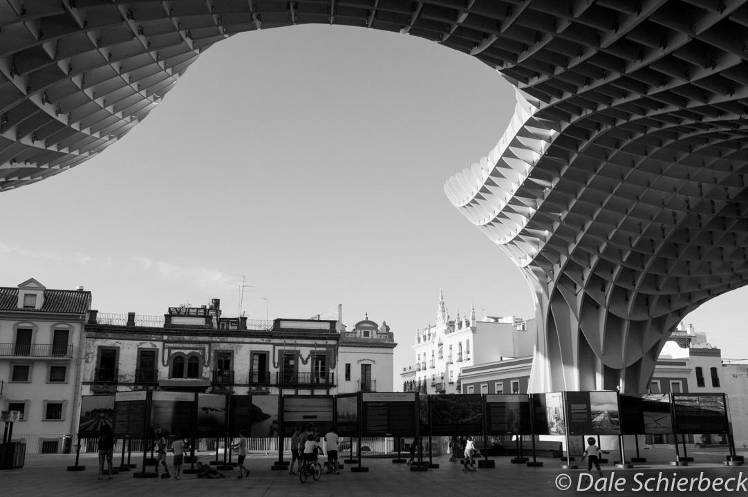 Parasol Sevilla