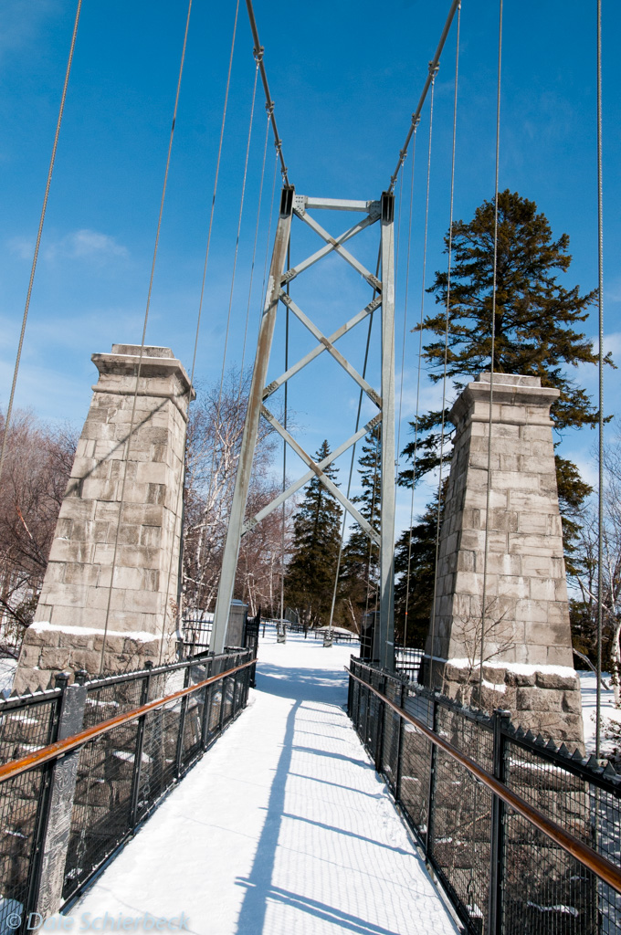 Montmorency Bridge