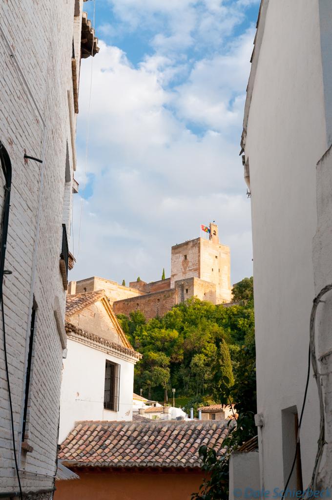 Alhambra Glimpse