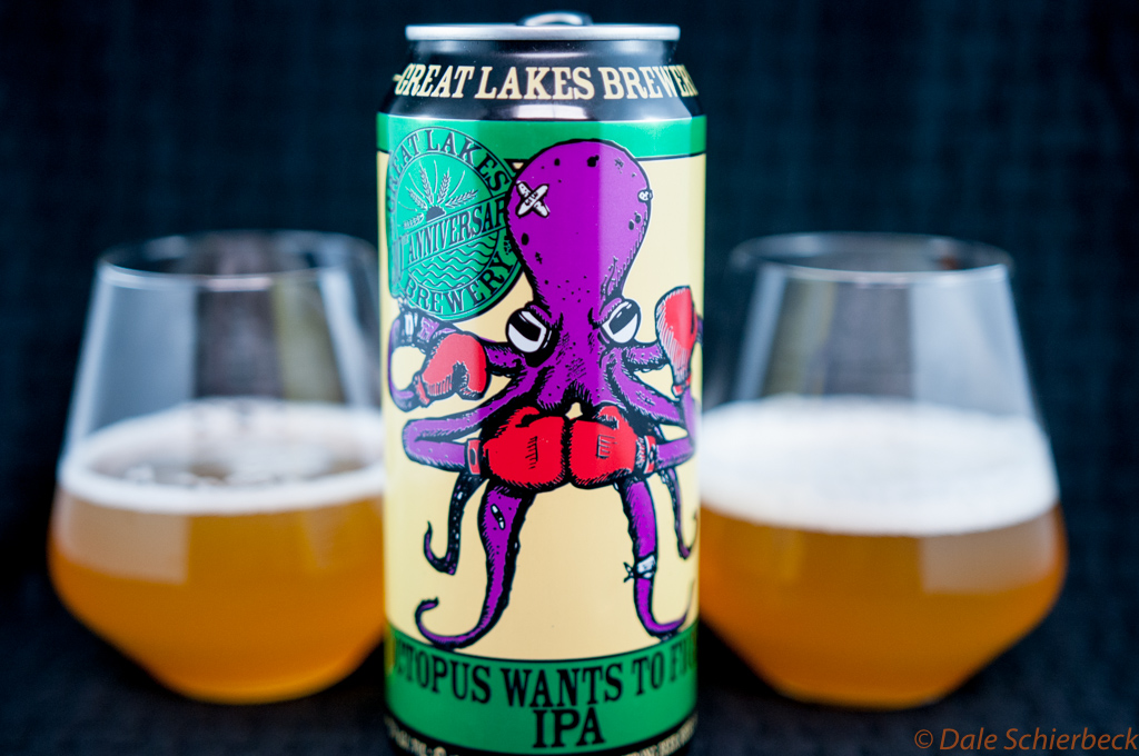 Octopus Wants to Fight | IPA | Great Lakes Brewery | Toronto