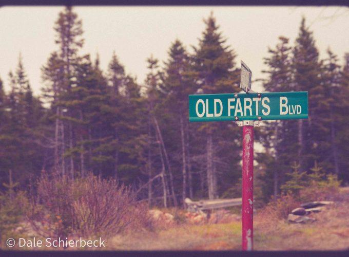 Old Farts Blvd